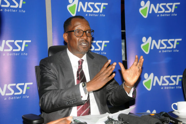 NSSF To BoU Governor Mutebile: We Want To Verify Your Staff With  'Contentious Birth Dates'