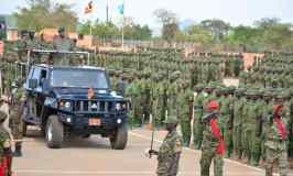 Urban Insecurity Is Over Now-President Museveni Assures Public As He Passes Out 6239 LDU's