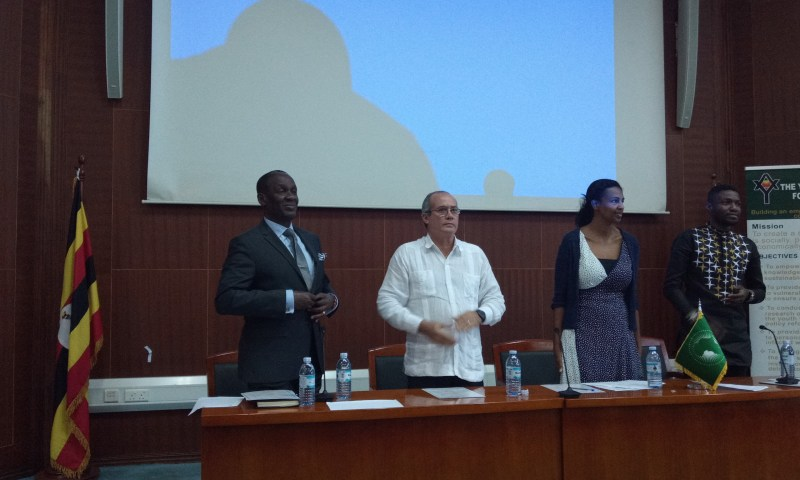 Pan-African Pyramid, YVF In Joint Venture To Fast-Track AU Youth Agenda 2063