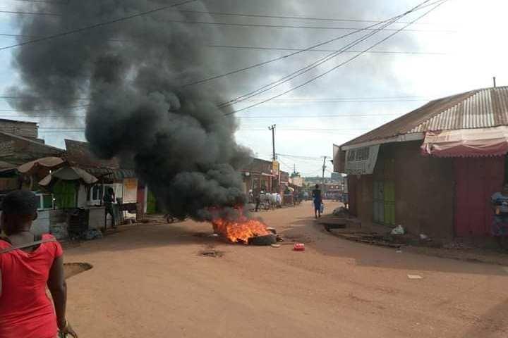 Free Bobi Wine Riots Rock Kampala