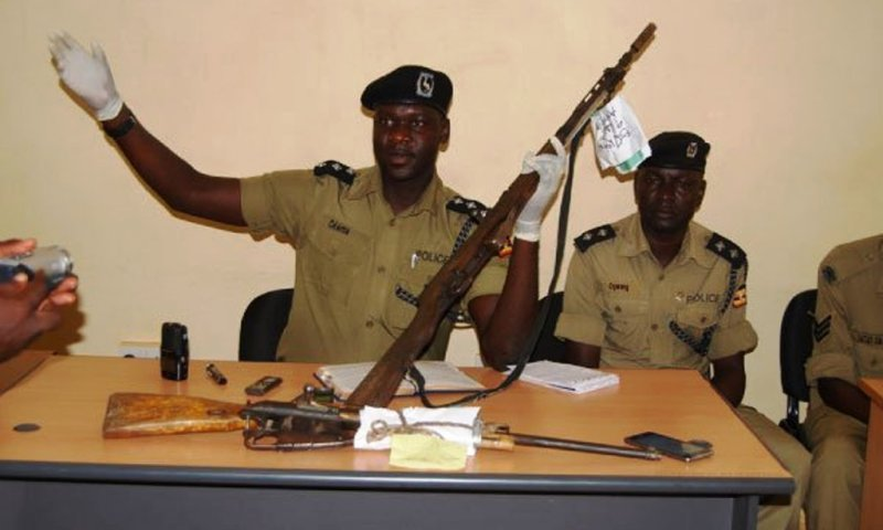 Police, Army Burst Gun Racket, Suspects Arrested