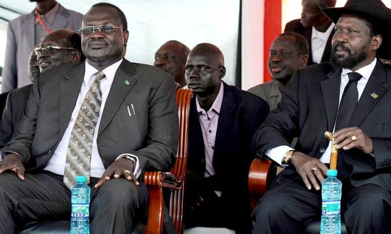 Salva Kirr Declines Attending IGAD Talks With Dr. Machar