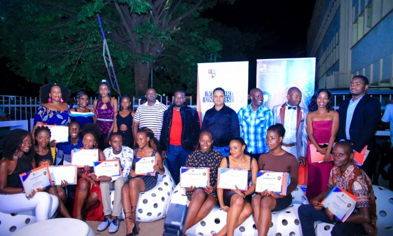 Victoria University Hosts Its Academic Giants To Sumptuous Dinner, Awarded With Certificates
