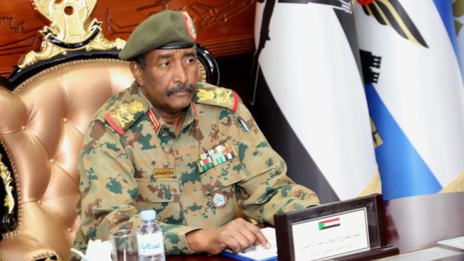 Sudan Army, Protesters Meet Over Power Sharing Deal