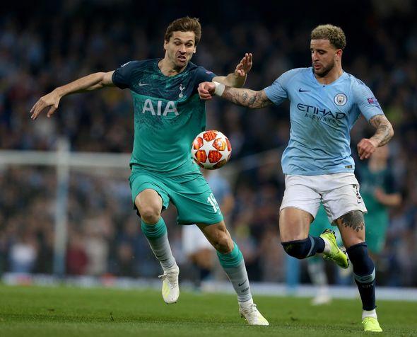 Manchester City 4 Tottenham 3