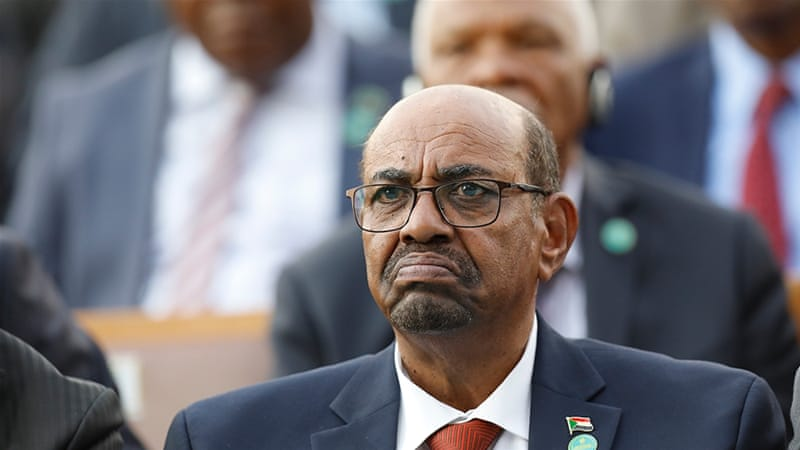 Sudan Ex-President Bashir Jailed With Political Prisoners, His Brothers Arrested