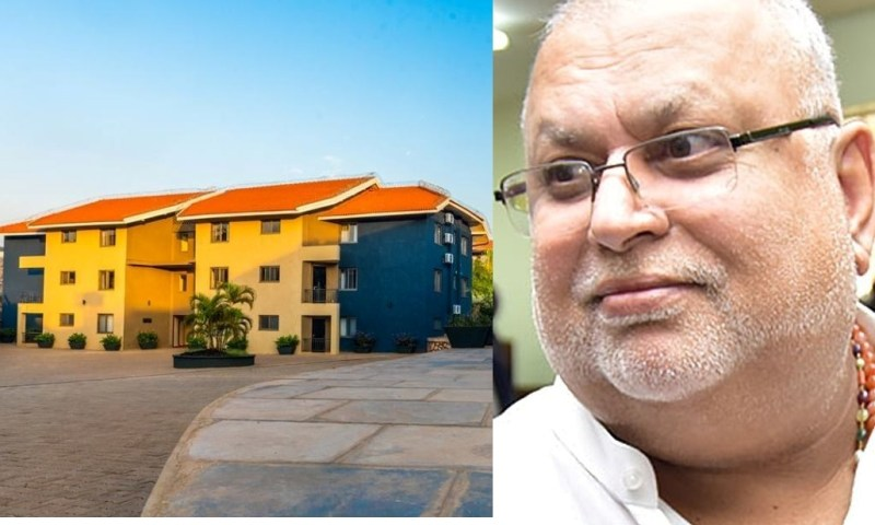 Sudhir Unveils New Swanky Speke Apartments