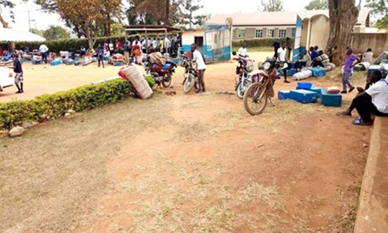 Muntuyera High School Students  Refuse To Do Exams, Suspended