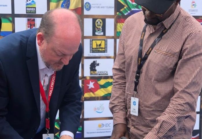 UCC Takes Ugandan Movies To Hollywood