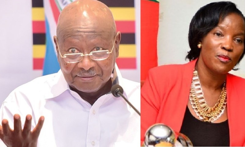 Museveni Blames Musisi For Pocketing Fat Salary, Poor Performance