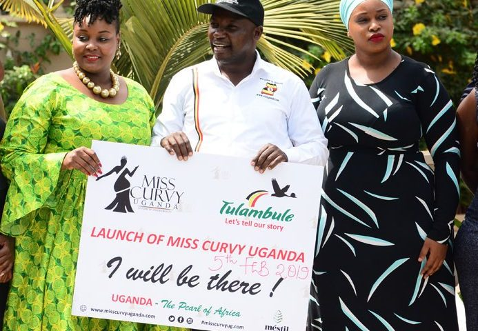 Miss Curvy Uganda Organisers Choke On Debts