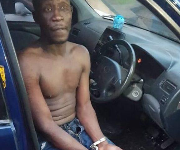 CCTV Cameras Help Police To Arrest Notorious Car Thief
