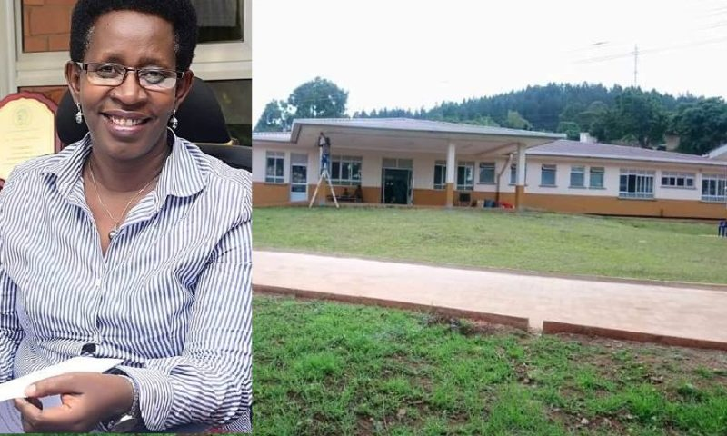 Health Ministry Gives Kawolo Hospital Shs500m Facelift