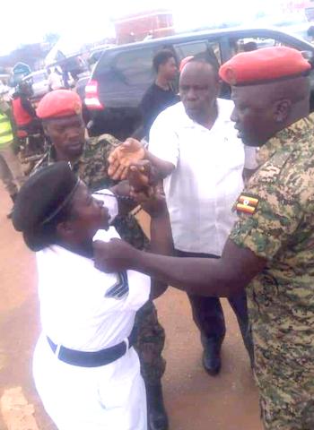 Court Issues Arrest Warrant For Gen. Kyaligonza