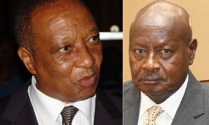 Museveni Mourns Ex-Premier Prof. Nsibambi