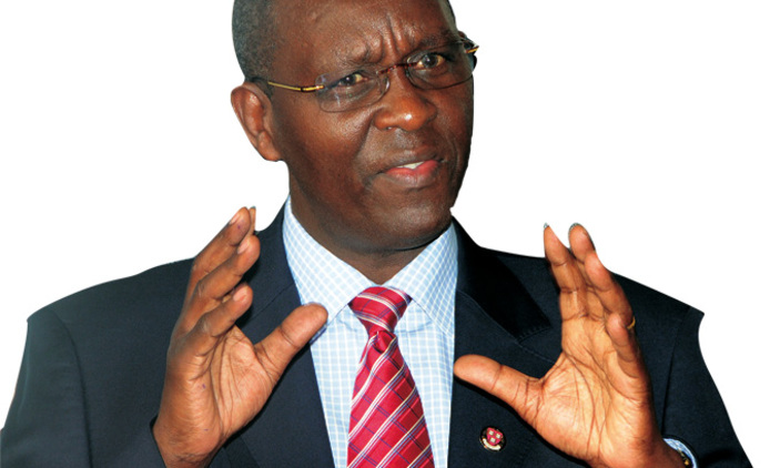 P.S Bigirimana Warns Chief Administrative Officers  On Youth Funds