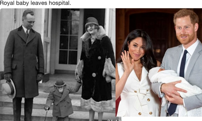 BBC Sacks Employee For Likening Prince Harry And Meghan's Son To Monkey