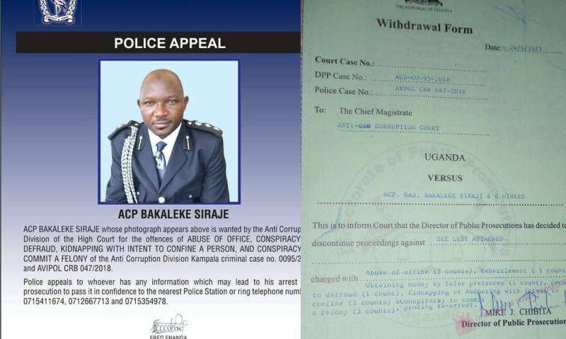 Police Fail To Catch Bakaleke, DPP Drops Charges