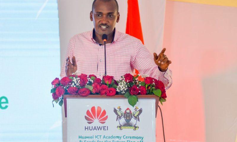 ICTMinister Tumwebaze Launches Free ICT Certificates To Makerere Univ.Students