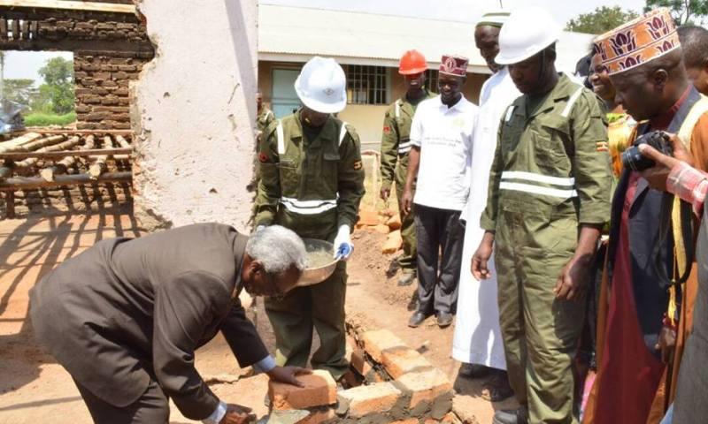 'Keep Politics Out Of Security'- Kivejinja Tells EAC Army