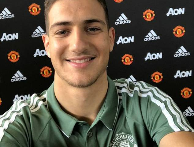 Dalot Determined To Get The Right-Back Slot