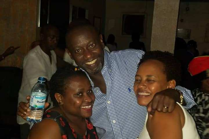 LC V Boss Mutabaazi Unleashes His Party Animal Instincts