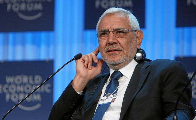 Jailed Egypt Ex-President Fotouh Suffers Double Heart Attack