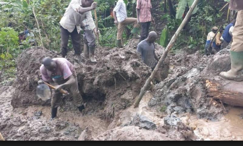 Controversy  Over Bududa Mudslides Death Toll