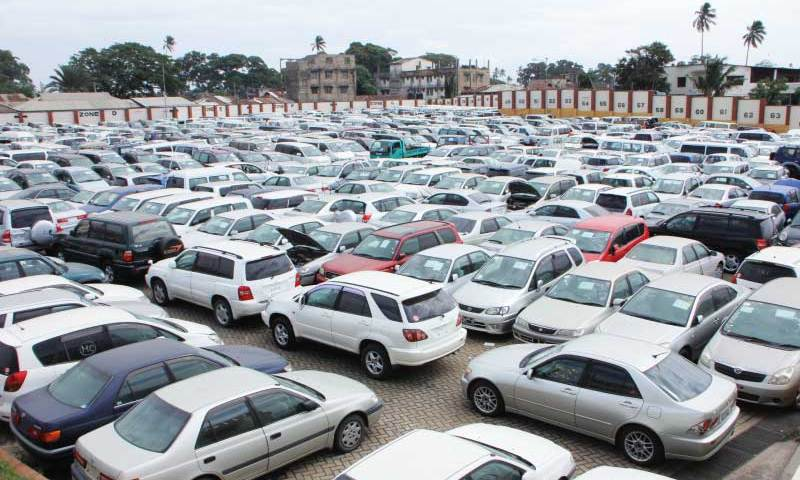 URA Threaten To Auction Ugandan Abandoned Vehicles At Mombasa Port