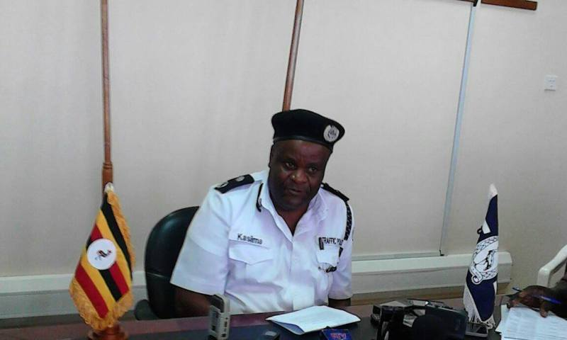Traffic Police Launch  Express Penalty System