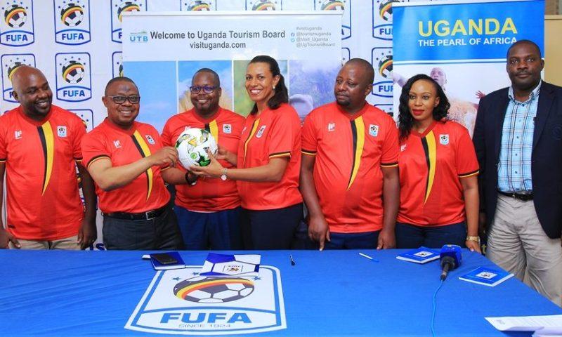 FUFA, Uganda Tourism Board Sign Shs200M Partnership Deal