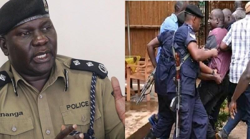 'Do Not Drag Deputy IGP Into Bajjo Arrest Case'-Enanga