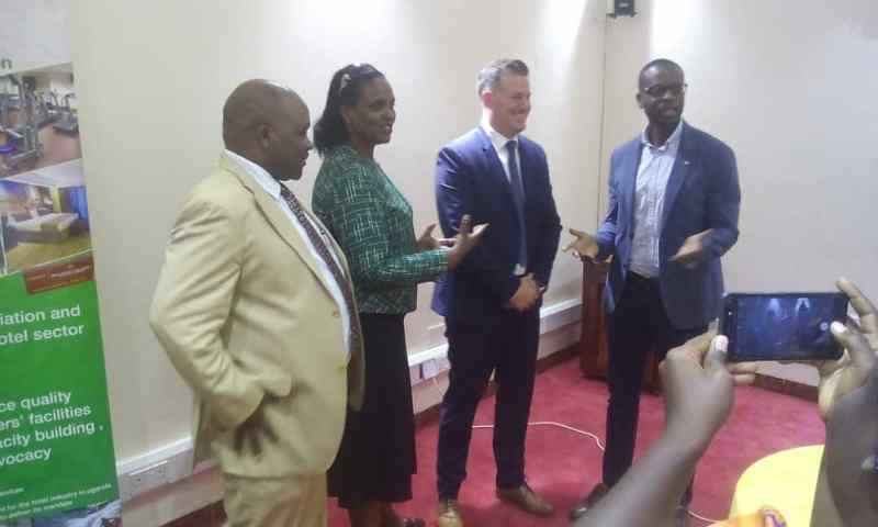 UHOA Weighs In On Murchison Falls Saga,Muhwezi Vows To Foil Dam Plan