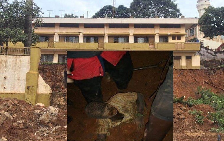 Six Children Buried Alive After Lohana Academy Wall Collapses