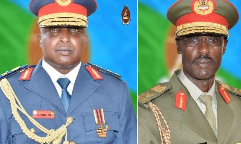 Maj. Birungi Appointed New SFC Commander