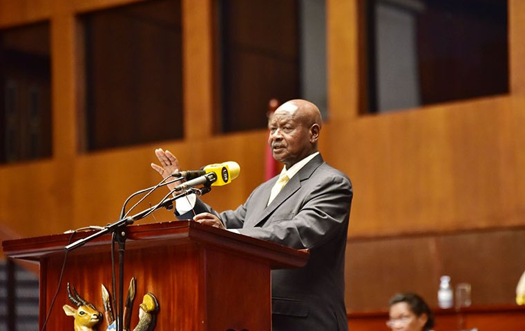 Museveni To Address State Of The Nation Tomorrow