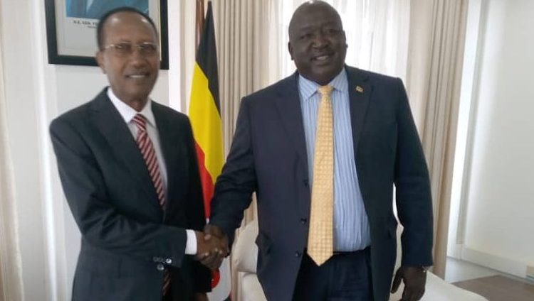 Tycoon Nzeyi Appointed Honorary Consul Of Mauritius