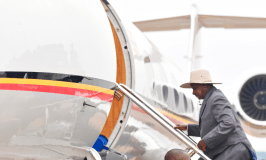 President Museveni Flies To China To Woo Investors To Uganda