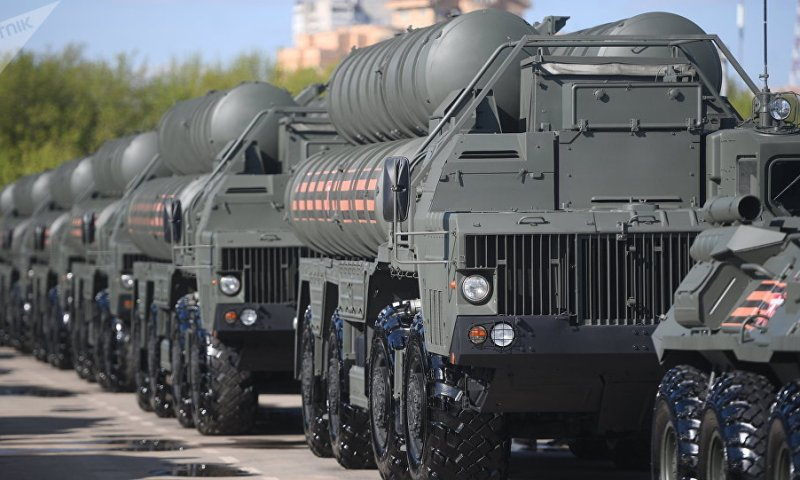 USA To Slap Sanctions On Turkey Over Russian S-400 Air Defence System Purchase