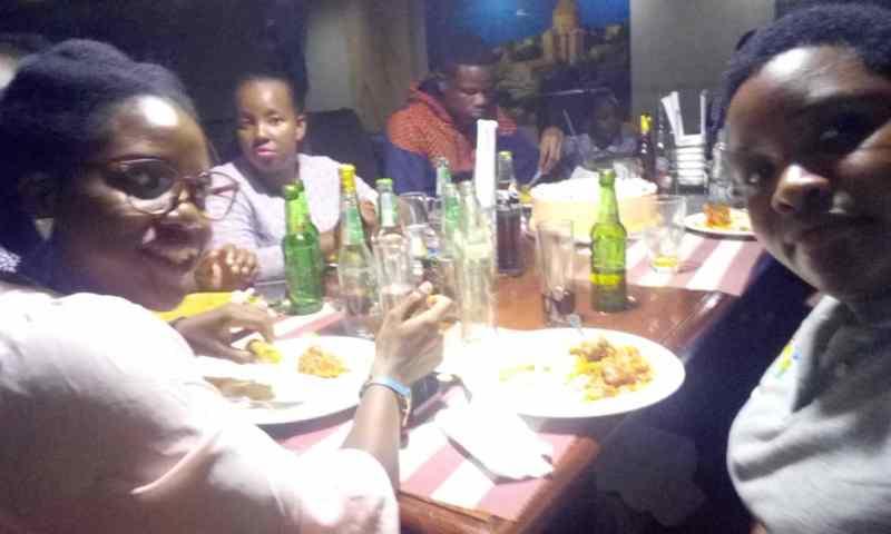 Spy Uganda Marketing Manager Causes Booze Shortage At Tipsy On BD Bash