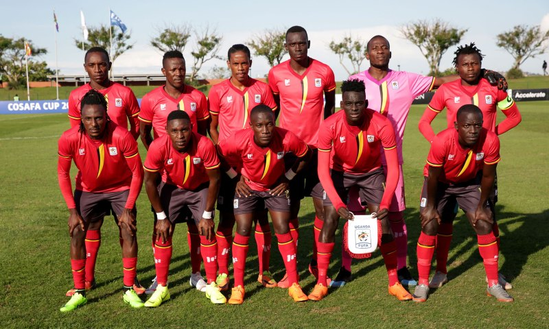 COSAFA 2019: Uganda To Play Against South Africa In The Plate Semi Final