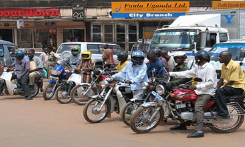 City Boda Boda Riders Trash New Law – Petition President For Rescue