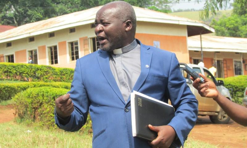 Gov't To Build Stadium At Ryakasinga Che Primary School