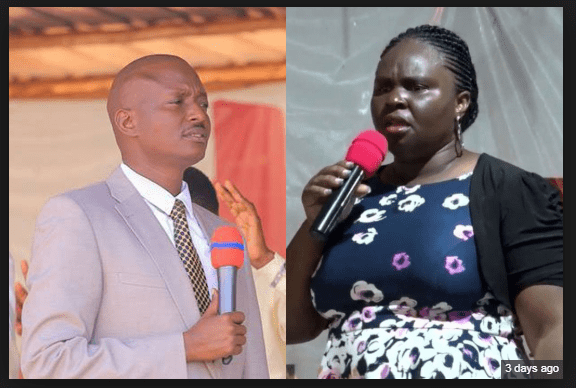 Bugingo's Wife Naluswa Cries Foul After Court Ruling In Child Neglect Case