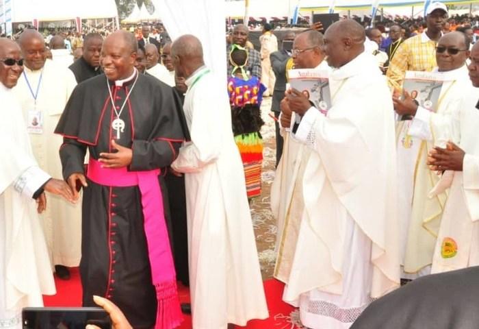 Joy As Msgr Jjumba Consecrated Bishop of Masaka Catholic Diocese
