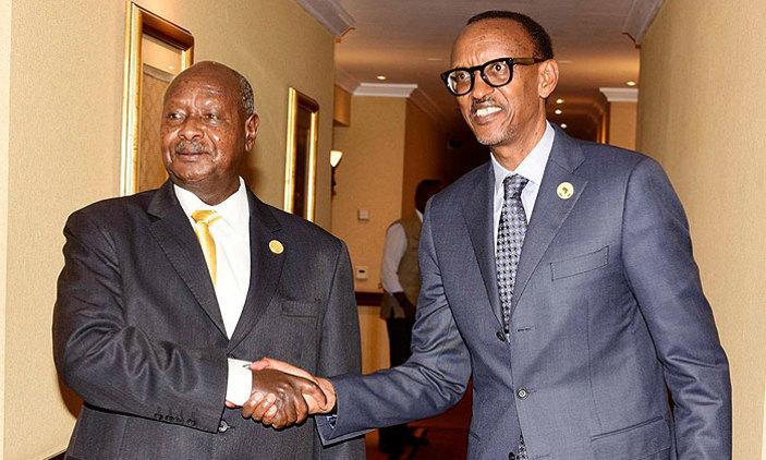 Uganda, Rwanda Agree To Iron Out Differences