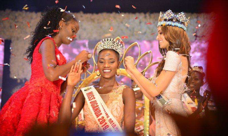 Nakakande Scoops Miss Uganda 2019 Crown