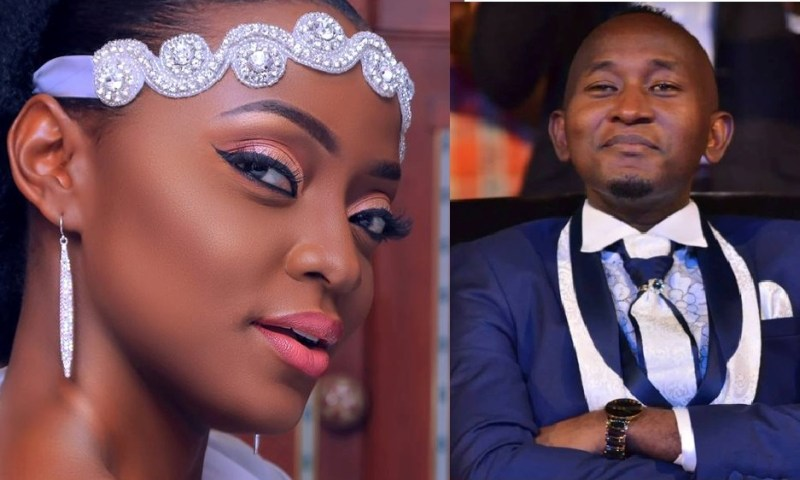 Prophet Mbonye Balloons Ex-Miss UG Ellah?