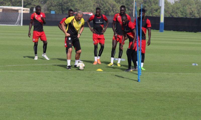 'We Have Paid All Uganda Cranes Players'-FUFA