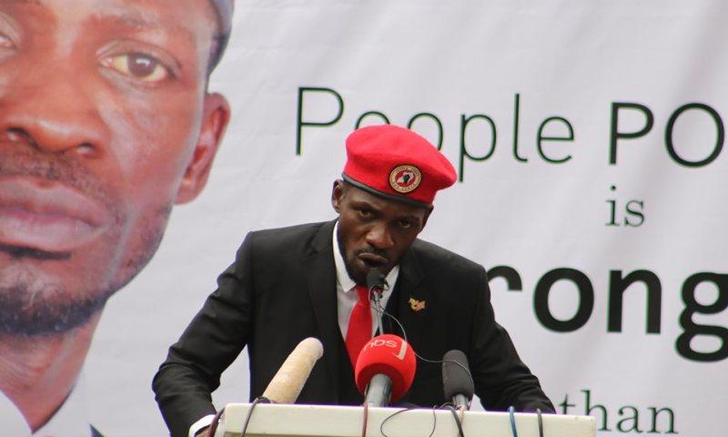 Bobi Wine Formally Declares Presidential Bid